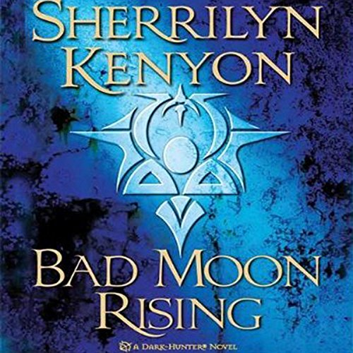 Page de couverture de Bad Moon Rising