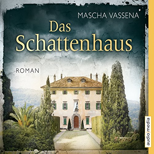 Das Schattenhaus audiobook cover art