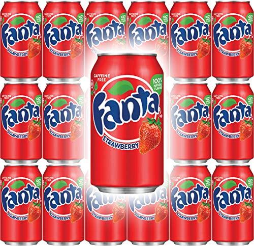 Fanta Strawberry Soda