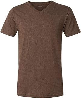 Men's Short Sleeve V-Neck Jersey T-Shirts in 37 Colors