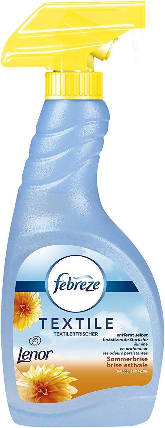 Febreze Lenor refrescante Textil Brisa de Verano Spray 500ml