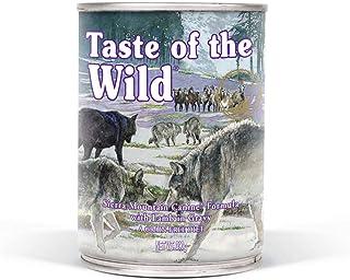 Taste of the Wild Sierra Mountain Canine Formula with Lamb in Gravy 390g IR