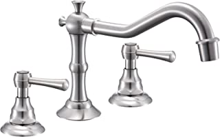Best delta valdosta bathroom faucet brushed nickel Reviews