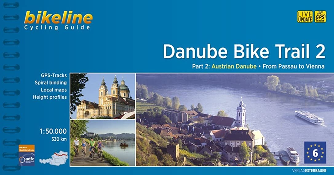 キャスト極端なチューインガムDanube Bike Trail 2 Austrian Danube: From Passau to Vienna 2019