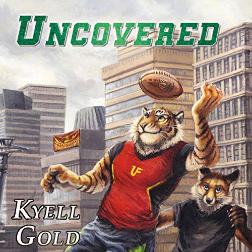 Uncovered (Out of Position Book 4) audiobook cover art