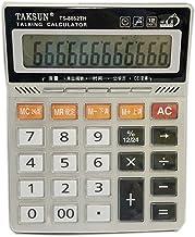 $27 » Desktop Large Calculator, Big Transparent Keys, Real-Person Pronunciation Financial Office,Suitable for Home Office Deskto...