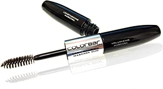 Colorbar Duo Mascara, Carbon Black, 4ml