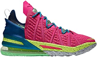Nike Scarpe Uomo Lebron 18 Los Angeles by Night DB8148-600