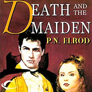 Death and the Maiden audiobook cover art
