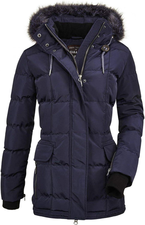 G.I.G.A. DX Women Winter Jacket Ventoso WMN Quilted Jckt F