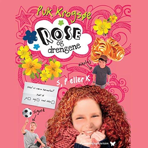 Rose og drengene (Sommerfugleserien) audiobook cover art