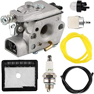 TDPARTS WT-589 Carburetor with Repower Kit for Echo Chainsaw CS-300 CS-301 CS-305 CS-306 CS-340 CS-341 CS-345 CS-346 Chainsaws A021000231 A021000232 A021000760 Carb Parts