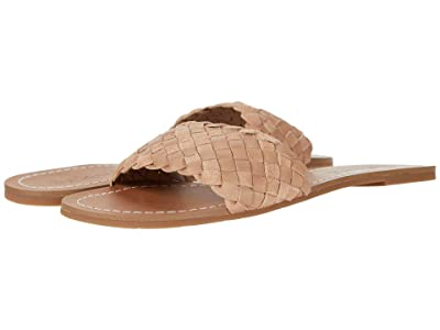 Splendid Maegan (Warm Nude Tumbled Leather/Cow Suede) Women
