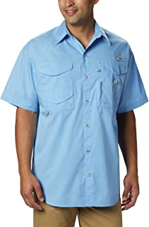Men's Bonehead Short-Sleeve Work Shirt