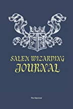 Salem Wizarding Journal: 6x9 notebook for all the witches to write your wizarding life