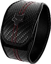 Woolf/Moto – Pulsera de Carbono antimultas – Señal Autovelox, Tutor, cámaras semanales, móviles Intermitentes en Coche y Moto