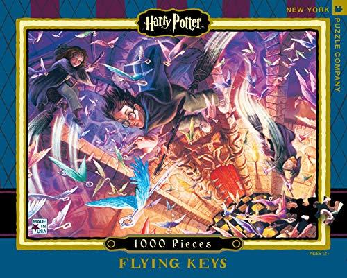1000 piece harry potter puzzle - 8