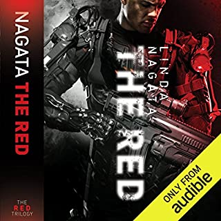The Red cover art