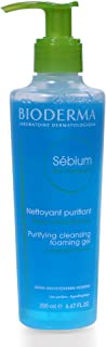 Bioderma - Sébium - Foaming Gel Pump - Cleansing and Make-Up Removing - Skin Purifying - for Combination to Oily Skin