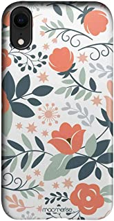 Macmerise IPCIXRPMI0664 Flower Power - Pro Case for iPhone XR - Multicolor (Pack of1)