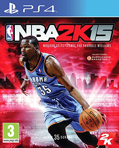 NBA 2K15 : Playstation 4 , FR