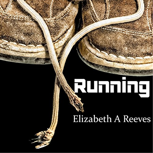 Running audiobook cover art