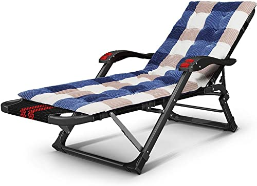 LCTZDY Bureau déjeuner pause pliage draps personnes à domicile adulte pause déjeuner sieste chaise multi-fonction portable (Couleur   C)