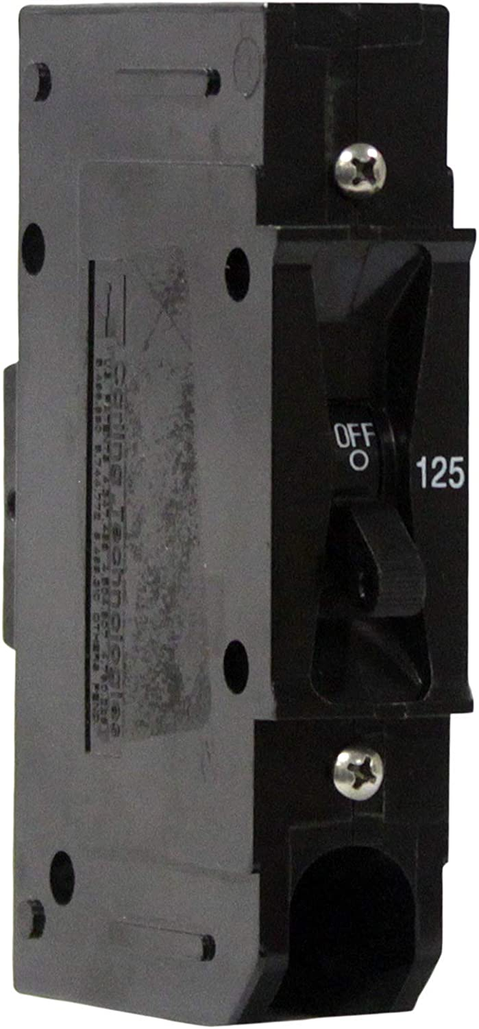 Schneider Ranking TOP14 Electric 125A DC Breaker New product! New type 125VDC