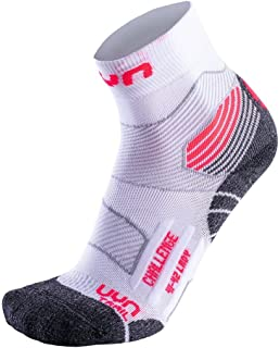 UYN, Trail Challenge - Calcetines de Running para Mujer, Mujer, S100075