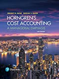 Horngren's Cost Accounting (2-downloads): A Managerial Emphasis