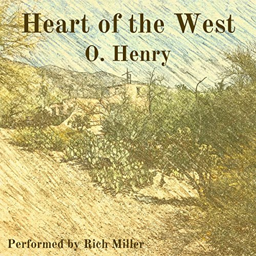 Heart of the West audiobook cover art