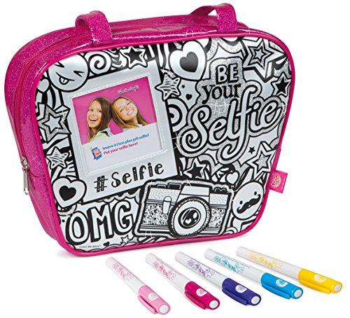 Smoby 86888A Color Me Mine Tasche zum Selbstbemalen