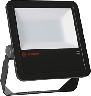LEDVANCE Naświetlacz LED: for ściana/sufit/podłoga, FLOODLIGHT 70 / 70 W, 220…240 V, Zimna biel, 4000 K, materiał: aluminu...
