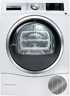 【顺电自营 品质保证】BOSCH 博世 WTU879H00W (白色) 9公斤 干衣机 热泵烘干 自清洁 冷凝系统 全自动 烘干机 波兰进口 可开增值税专用发票 客服:0755-83181156