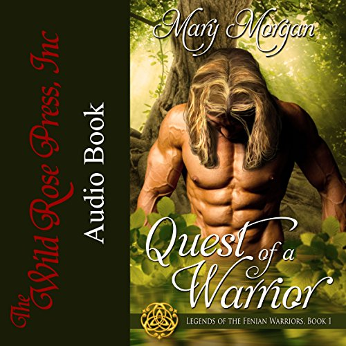 Quest of a Warrior audiobook cover art