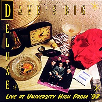 Live At The University High Prom '97