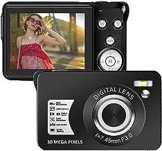 Digital Camera Vlogging Camera 24 Megapixels Mini Digital...