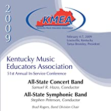 2009 Kentucky Music Educators Association, All-State Concert and Symphonic Bands