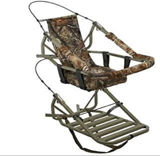 Summit 81052 Viper Classic Steel Self-Climbing Tree Stand, Camouflage Finish