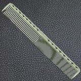 1pcs Kits de peines profesionales para el cabello Salon Barber Peine Cepillos Cepillo antiestático para el cabello Cuidado del cabello Herramientas de peinado Set kit para cabello Salo-verde