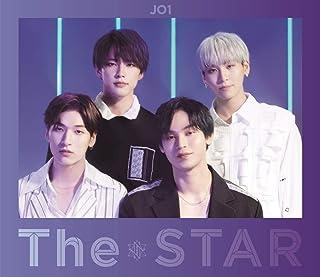 【その他一般店特典 B3ポスター丸めて付】 JO1 The STAR 【 初回限定盤Blue 】(CD+ACCORDION CARD)