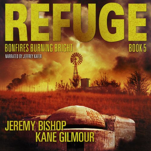 Bonfires Burning Bright audiobook cover art