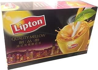 Lipton Quality Mellow Hong Kong Style Instant 3 in 1 milk tea Powder (10 packs)