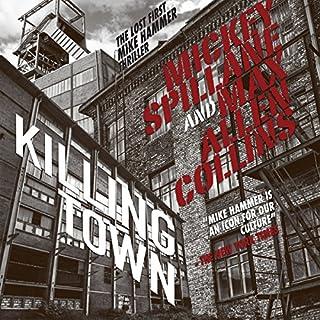 Killing Town audiobook cover art