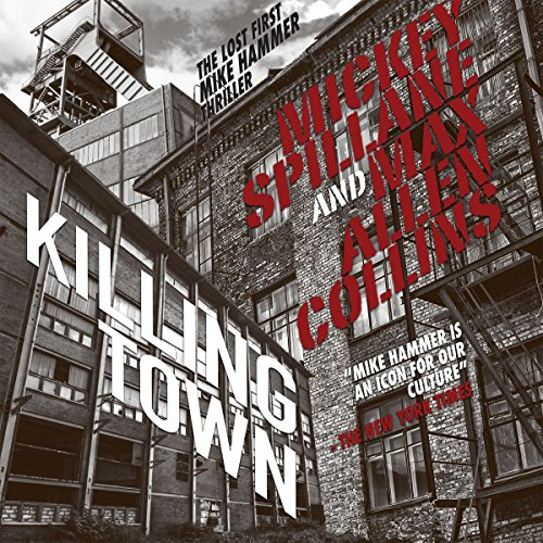 Killing Town audiobook cover art