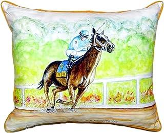 "Betsy Drake SN341 Home Stretch Pillow, 11"" x14"""