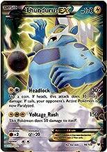 Pokemon - Thundurus-EX (98/108) - XY Roaring Skies - Holo