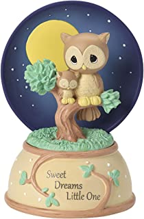 Image of Cute Dreams Owl Music Box Figurine