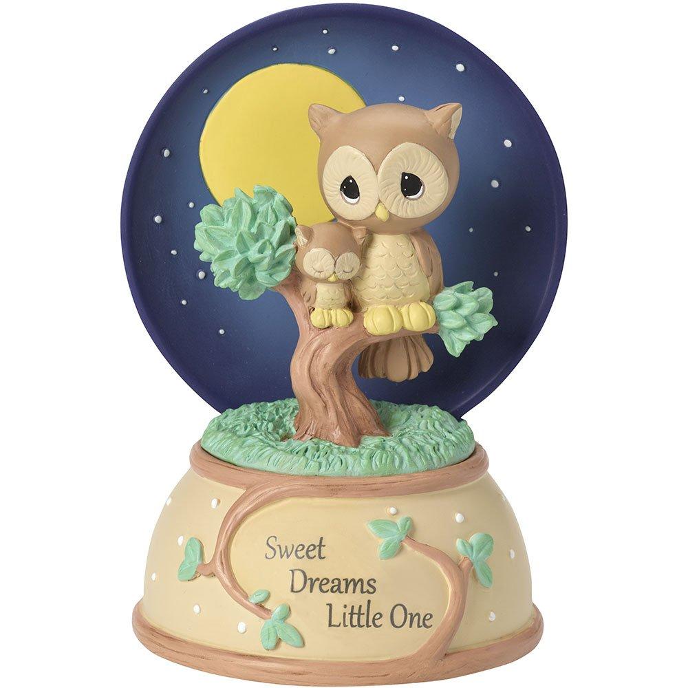 Image of Cute Dreams Owl Music Box Figurine