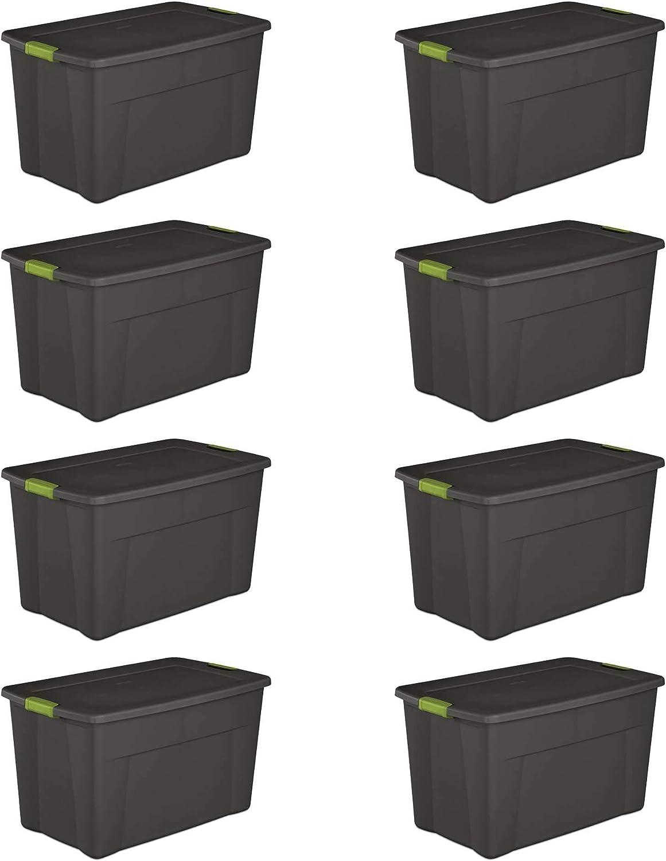 low-pricing Max 73% OFF Sterilite 19453V04 35 Gallon Storage w Box Tote Contain Latching
